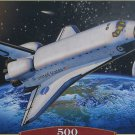 Castorland SPACE SHUTTLE 500 pc Jigsaw Puzzle NASA New