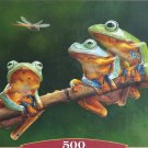 Castorland THE FROG COMPANIONS 500 pc Jigsaw Puzzle New