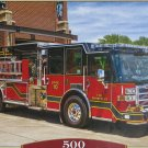Castorland FIRE ENGINE 500 pc Jigsaw Puzzle New