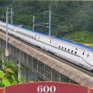 Castorland THE FAST TRAIN 600 pc Panorama Jigsaw Puzzle European Bullet Train New