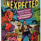 TALES OF THE UNEXPECTED 96 G- 1.8 DC Comics 1966 Green Glob Bernard Bailey