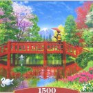 Castorland FUJI LAKE 1500 pc Jigsaw Puzzle Japan
