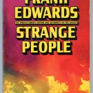 Frank Edwards STRANGE PEOPLE First Printing