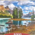 Castorland THE SPIRIT ISLAND 4000 pc Jigsaw Puzzle Landscape Mountains