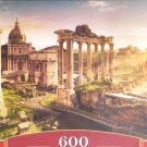 Castorland VIEW OF THE ROMAN FORUM 600 pc Panorama Jigsaw Puzzle