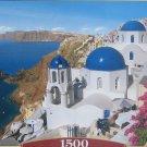 Castorland SANTORINI GREECE 1500 pc Jigsaw Puzzle