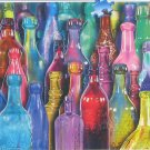 Ravensburger COLORFUL BOTTLES 1000 pc Jigsaw Puzzle