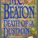 M C Beaton DEATH OF A DUSTMAN Hamish Macbeth 16 First Printing