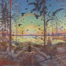 Pomegranate ENASSMISHHINJIJWEIAN 1000 pc Jigsaw Puzzle Tom Uttech Ojibwe Indian