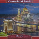 Castorland BUDAPEST VIEW AT DUSK 2000 pc Jigsaw Puzzle
