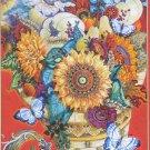 Castorland PLENTY 1500 pc Jigsaw Puzzle Flower Bouquet Still Life