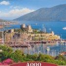 Castorland BODRUM MARINA TURKISH RIVIERA 4000 pc Jigsaw Puzzle