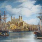 Castorland NEW DAY AT THE HARBOR 3000 pc Jigsaw Puzzle Landscape