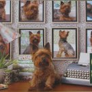 Cobble Hill YORKIES ARE MY TYPE 1000 pc Jigsaw Puzzle Jo Ann Richards New