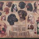 New Cobble Hill SPORTING DOGS OF NORTH AMERICA 1000 pc Jigsaw Puzzle Mia Lane