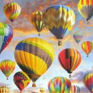 Cobble Hill HOT AIR BALLOONS 1000 pc Jigsaw Puzzle New