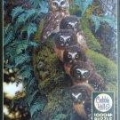 Cobble Hill FAMILY TREE 1000 pc Jigsaw Puzzle Owls Birds Raptors