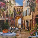 Cobble Hill French Village 1000 pc Jigsaw Puzzle