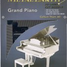 Metal Earth GRAND PIANO 3D Puzzle Laser Cut Steel Micro Model Fascinations