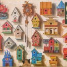 Cobble Hill CUCKOO AND FRIENDS 1000 pc Jigsaw Puzzle Cuckoo Clocks Collage