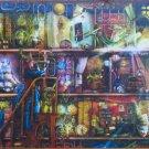 SunsOut Aimee Stewart FANTASTTIC VOYAGE 1500 pc Jigsaw Puzzle Fantasy Bookshelf