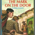 Hardy Boys 13 THE MARK ON THE DOOR Franklin W Dixon HC Format 10