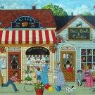 SunsOut CUPCAKES TO KIPLING 1000 pc Jigsaw Puzzle Sheila Lee Nostalgia