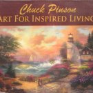 SunsOut Chuck Pinson Seaside Dreams 1000 pc Panorama Jigsaw Puzzle Landscape Seascape Lighthouse
