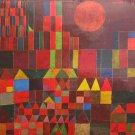 Piatnik Paul Klee CASTLE AND SUN 1000 pc Jigsaw Puzzle Abstract Art Cubism