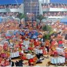 Piatnik Francois Ruyer Cruise Ship 1000 pc Jigsaw Humor