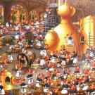 Piatnik Francois Ruyer Brewery 1000 pc Jigsaw Puzzle Humor