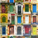 Piatnik Doors 1000 pc Jigsaw Puzzle Photo Collage