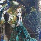 SunsOut Nene Thomas EMERALD HAWTHORNE 1000 pc Jigsaw Puzzle Gothic Fantasy
