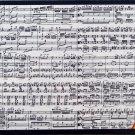 Piatnik Musical Notes 1000 pc Jigsaw Puzzle Beethoven String Quartet No 15