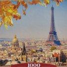 Castorland Autumn In Paris 1000 pc Jigsaw Puzzle City Skyline