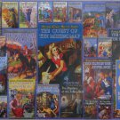 Piatnik Vintage Needle Books 1000 pc Jigsaw Puzzle Sewing Crafts Collage