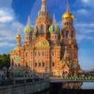 Step Puzzle CHURCH OF THE SAVIOR 1500 pc Jigsaw Puzzle