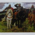 Step Puzzle BOGATYRS 1000 pc Jigsaw Puzzle Heroes Historical Romanticism