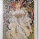 D Toys Alphonse Mucha Reverie 1000 pc Jigsaw Puzzle Art Nouveau