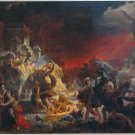 Step Puzzle THE LAST DAYS OF POMPEII 1000 pc Jigsaw Puzzle Karl Bryullov Romanticism