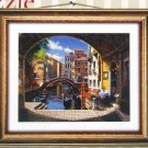Pintoo Venice 500 pc Décor Jigsaw Puzzle Plastic Pieces Italy Canal Step Puzzles
