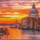Clemontoni Grand Canal Venice 1000 pc Panorama Jigsaw Puzzle Italy