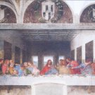 Clemontoni Leonardo DaVinci The Last Supper 1000 pc Jigsaw Puzzle