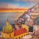 Clemontoni Positano 1000 pc Jigsaw Puzzle Landscape Italy