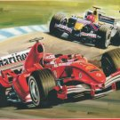 Anatolian Formula 1 Racing Cars 260 pc Jigsaw Puzzle