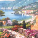 Anatolian Lakeside 1500 pc Jigsaw Puzzle Sung Kim Art