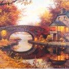 Anatolian Tranquility 1500 pc Jigsaw Puzzle Sung Kim Art