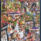 Piatnik Story Of Wine 1000 pc Jigsaw Puzzle Francois Ruyer Humor