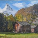 Clemontoni Fascination With Matterhorn 2000 pc Jigsaw Puzzle Mountains Landscape