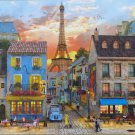 Clemontoni Streets of Paris 1500 pc Jigsaw Puzzle